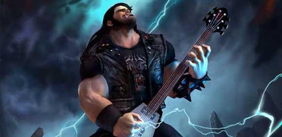 Eddie Riggs. Rock 'n roll, baby
