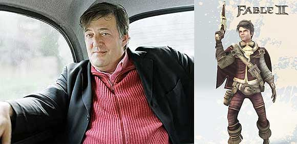 Stephen Fry and Reaver