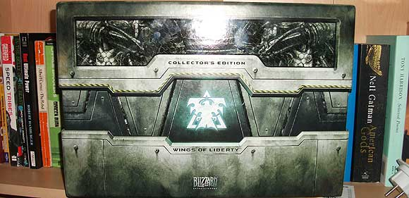 Starcraft II: Wings Of Liberty Collectors' Edition
