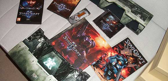 Starcraft II: The Wings Of Liberty Collectors' Edition