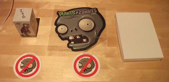 Plants Vs Zombies gear