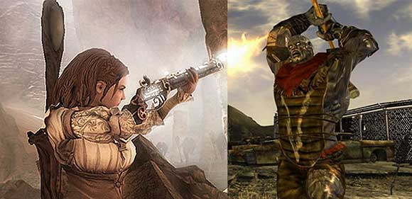 Fable III vs Fallout New Vegas