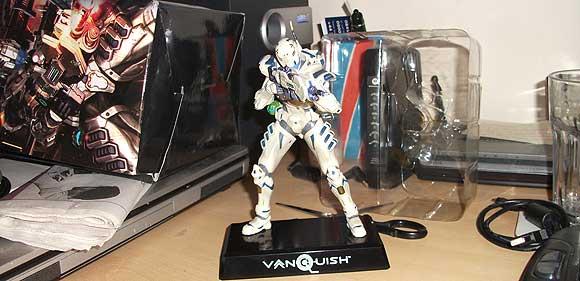 Vanquish Figurine
