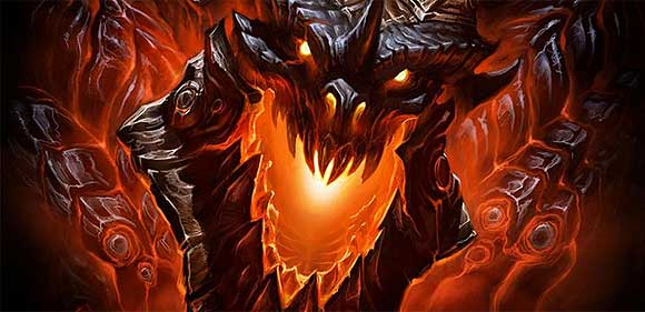 DeathWing says 'relax'