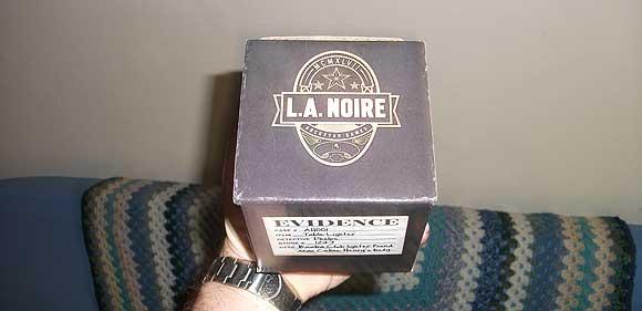 LA Noire Shiny stuff