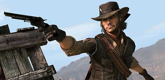 Just a six shooter and the truth: Red Dead Redemption