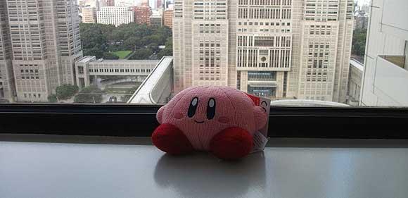 Kirby in Japan