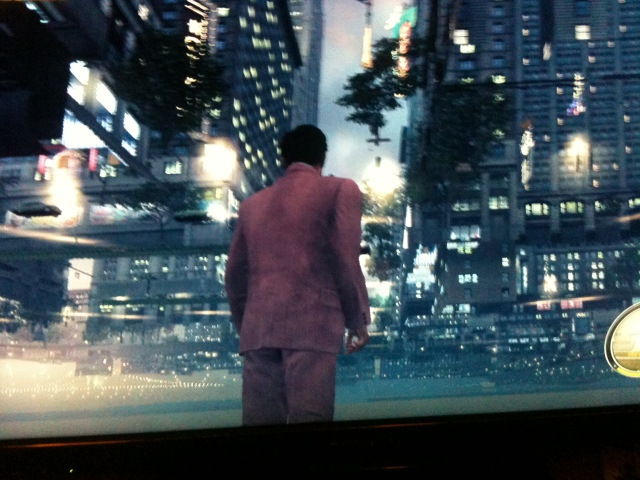 Mafia II glitch