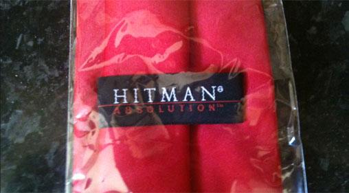 Hitman Absolution tie