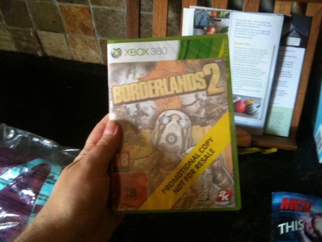 Borderlands 2 Bag Of Swag