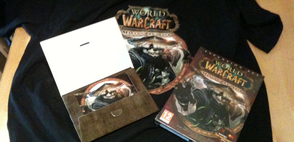 World Of Warcraft Mists Of Pandaria launch