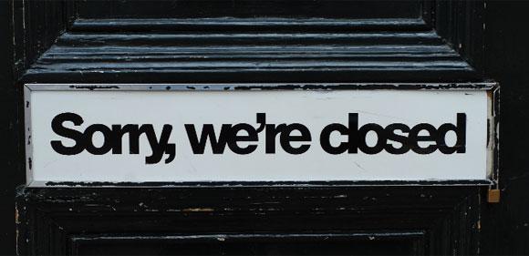 closed-shop